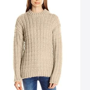 Moon River Chunky Knit Sweater XS